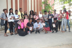 200-Books-Donated-to-OAU-Soil-Science-students-Students